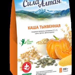 """Каша тыквенная """"Organic Altay"""", 200 гр"""