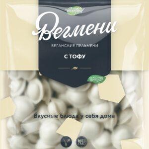 """Пельмени веганские с тофу """"Вегмени"""", 450 гр"""