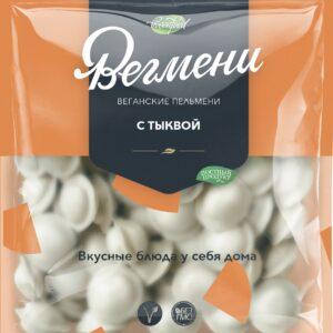 """Пельмени веганские с тыквой """"Вегмени"""", 450 гр"""