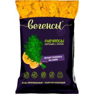 """Картофель сушеный """"Вегенсы"""" (картошка с укропом), 125гр"""