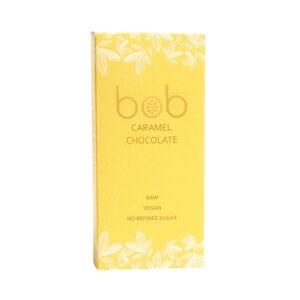 """Шоколад с карамелью """"Bob"""""""