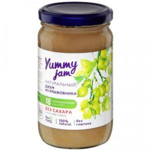 "Джем ""Yummy jam"" из крыжовника без сахара, 350 г"