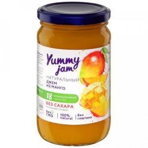 "Джем ""Yummy jam"" из манго без сахара, 350 г"
