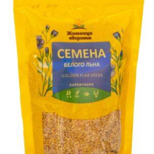 """Семена белого льна """"Житница здоровья"""", 230 гр"""