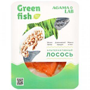 """Лосось веганский """"Agama"""" в кисло-сладком соусе, 300 гр"""