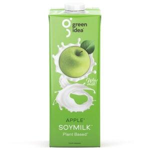 """Соевый напиток с яблоком """"Green idea"""", 1л"""