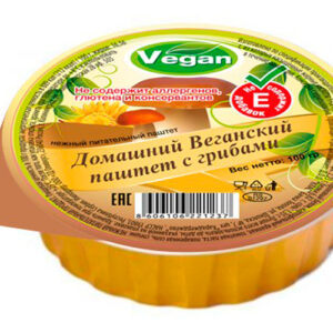 """Веганский паштет с грибами шиитаке """"Оливкус"""", 50 гр"""