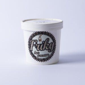 "Мороженое FRIKY ""Тирамису для вегана"", 230г"