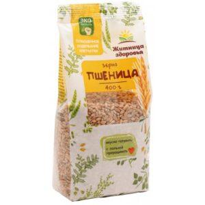 """Пшеница для проращивания """"Житница здоровья"""", 400 гр"""