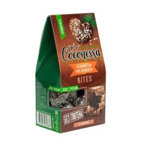"""Кокосовые конфеты с какао """"Coconessa"""""""