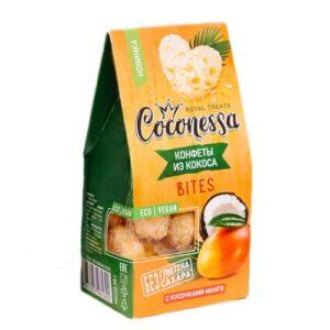 """Кокосовые конфеты с кусочками манго """"Coconessa"""""""