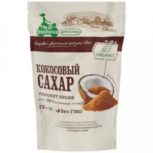 """Сахар кокосовый органический """"Bionova"""", 200 гр"""
