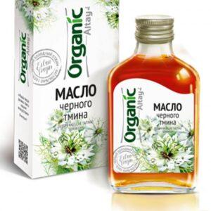 """Масло черного тмина """"Organic Altay"""", 100 мл"""