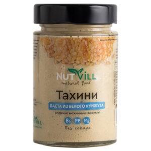 "Паста из белого кунжута Тахини ""NutVill"", 180 г"