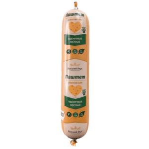 Паштет постный со вкусом сыра «Высший вкус», 200г