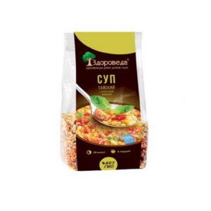 """Суп тайский с кокосовым молоком """"Здороведа"""", 250 гр"""