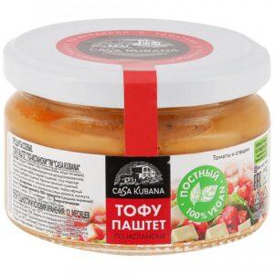 "Тофу-паштет ""Casa Kubana"" Испания, 200 гр"