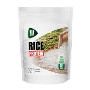 """Протеин рисовый """"Fit Parad"""", 250 гр"""