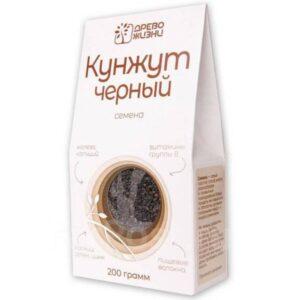 """Семена кунжута чёрного """"Древо жизни"""", 200 гр"""