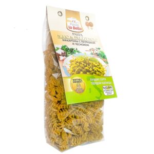 """Макароны Pasta la Bella """"С петрушкой и чесноком"""", 250 гр"""