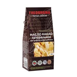 "Масло какао, натуральное ""Theobroma"", 100 гр"