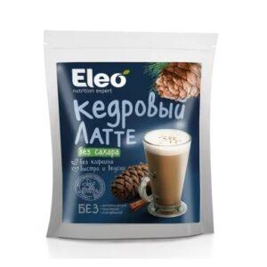 """Кедровый латте без сахара """"Eleo"""", 150 гр"""