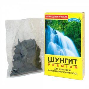 """Шунгит (минерал) """"Природный Целитель"""", 150 г"""