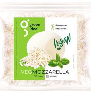 Веганский сыр «Моцарелла» Green Idea тертый 200г
