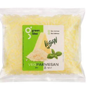 Веганский сыр «Пармезан» Green Idea тертый 200г