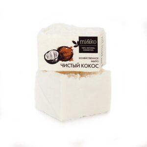 """Хозяйственное мыло Чистый кокос """"Mi&Ko"""", 175 г"""