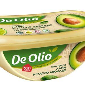 Вега-масло с лаймом и маслом авокадо «De Olio», 220 гр