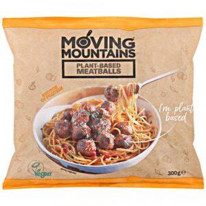 """Митболы из растительного мяса """"Moving Mountains"""", 300 гр"""