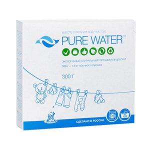 """Стиральный порошок """"Pure Water"""", 300 гр"""