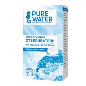 """Экологичный отбеливатель """"Pure Water"""", 400 гр"""