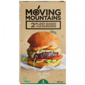 "Котлеты для бургеров ""Moving Mountains"", 227 гр"