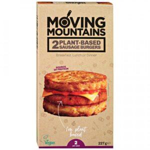 "Сосидж бургер ""Moving Mountains"", 227 гр"
