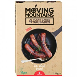 """Сосиски для жарки """"Moving Mountains"""", 228 гр"""