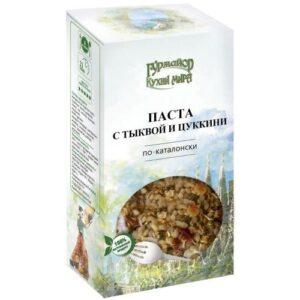 """Паста с тыквой и цуккини по-каталонски """"Кухни мира"""", 220 гр"""