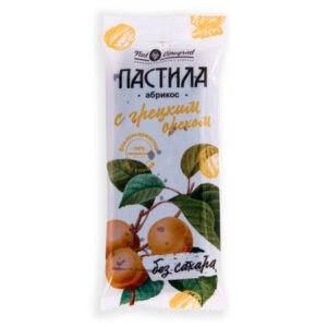 """Пастила из абрикоса с грецким орехом """"Nut Vinograd"""", 50 гр"""